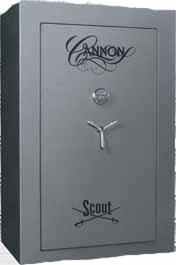 Cannon Scout gun safe
