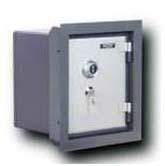 amsec wfs 149 fire proof wall gun safe