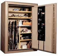 commander gun safe