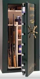 fort knox executive gun safe