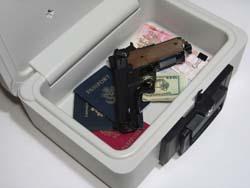 handgun safe