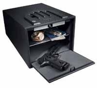 gunvault gvb2000 biometric handgun safe