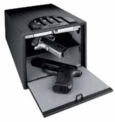 gunvault multi handgun safe