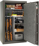 liberty colonial gun safe