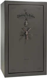 liberty lincoln gun safe