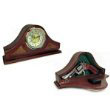 mantle clock gun safe