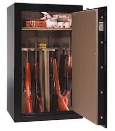 Remington Magnum gun safe