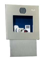 secure vault 20710 wall safe