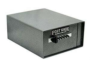 fort knox pb4 handgun safe