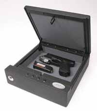 ADG 33018 handgun safe