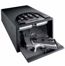 gunvault mini deluxe gun safe