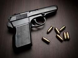 hand gun safe