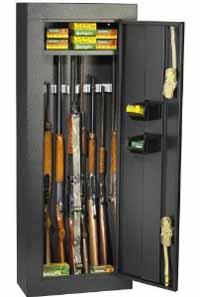 Homak Gun Cabinet Reviewed Inexpensive And Popular