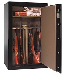 Remington Magnum gun safe