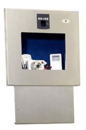 secure vault 20700 biometric wall safe