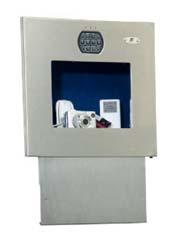 secure vault 20710 wall safe