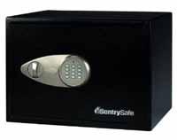 sentry x125 handgun safe