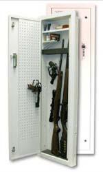 v-line rifle wall safe